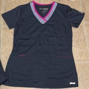 Grey's Anatomy scrubs set